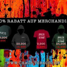 Chaos Merchandise
