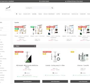 Online bei Smokaz bestelle und sparen