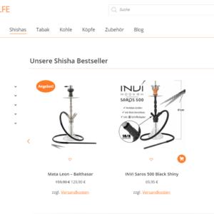 Shishahilfe.de - Online Shisha Shop