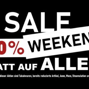 Smokaz Weekend Sale Februar